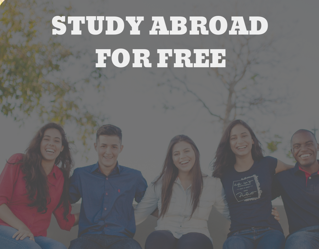 Study Abroad For Free - Tips on How to do it