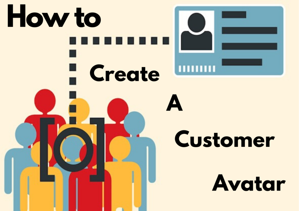 How to create a customer avatar