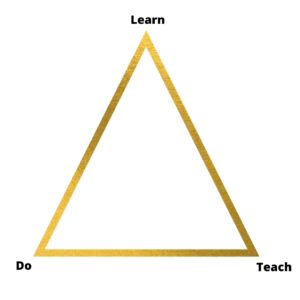 Golden Triangle - Learn from Digital Deepak Internship Program