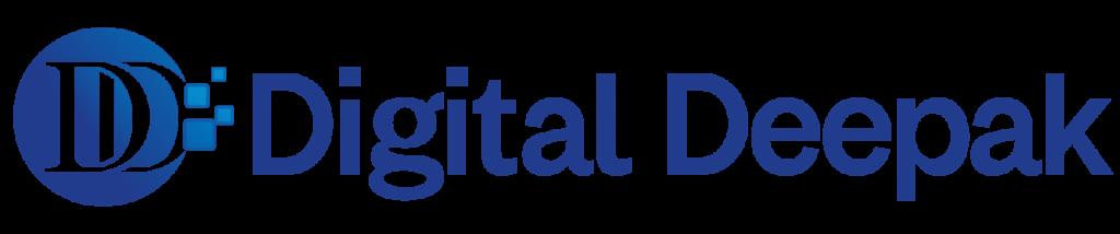 digital deepak logo